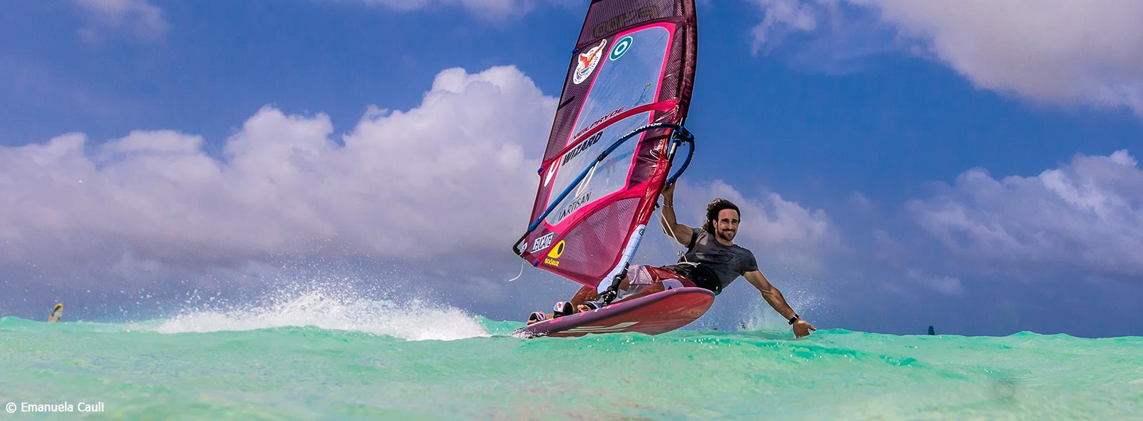 Partez en sejour windsurf avec Fun and Fly